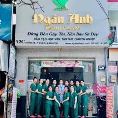 Spa Trị Mụn Hiệu Qủa Uy Tín Bình Tân , Đào Tạo Nghề Spa